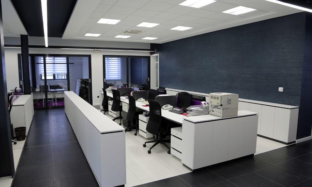 de kleuren psychologie voor het verven van je kantoor